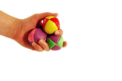 Learn How To Juggle With Three Balls