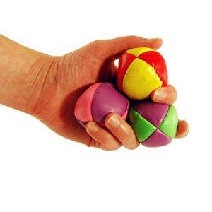 learn to juggle 3 balls