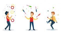 what is juggling?